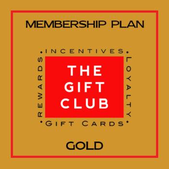 Membership Plan - Gold Rounded